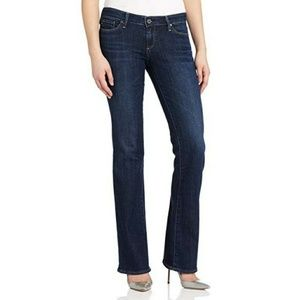 AG Adriano Goldschmeid The Jessie Curvy Boot Jeans